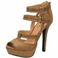 TRIPLE STRAPS SANDAL-Sandals-Sexy Sandal, High heel sandals, prom dress sandals, Evening dress sandals, Party Dress sandals, Club Dress sandals, Thong sandals