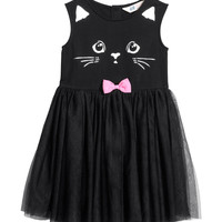 H&M - Tulle Dress - Black - Kids