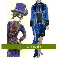 Kuroshitsuji Ciel Phantomhive Cosplay Costume [TSY1111171015] - $126.43 : Cosplay, Cosplay Costumes, Lolita Dress, Sweet Lolita