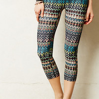 Paola Cropped Leggings