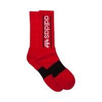 Mens adidas Crew Socks Single Pair