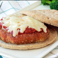 Turn on the Parm! (Chicken Sandwich Swap)