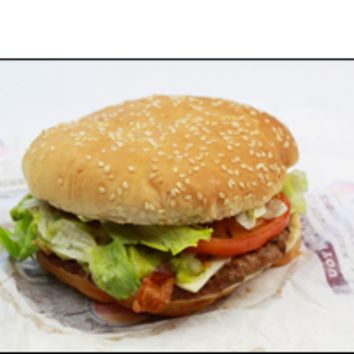 A New Whopper Stopper! (Avocado Cheeseburger)