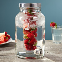 Fruity to the Core Cold Beverage Dispenser