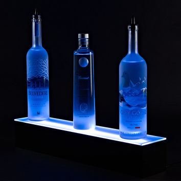 Illuminate LED Bar Shelf w/ Remote