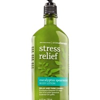 Body Lotion Stress Relief - Eucalyptus Spearmint