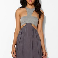 Tela Bandeau-Top Cutout Dress - Urban Outfitters