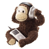 GeekStuff4U | Magic Music Monkey Speaker