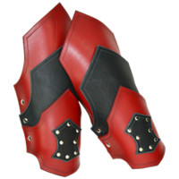 Dragon Fighter Arm Bracers - DK6037 by Medieval Collectibles