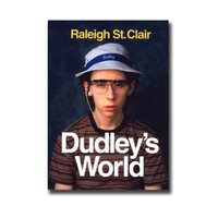 Dudley's World Journal Notebook Hardcover