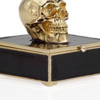 Morton Skull Trinket Box | Mother's Day | Gifts | Z Gallerie