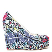 tribal wedges