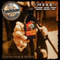 HowToGrowAMoustacheStore — Tombstone Cologne/Aftershave - W/ Alum & Menthol
