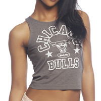 Chicago Bulls™ Crop Tank | Wet Seal