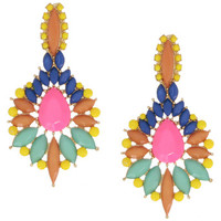 Neon Madrid Earrings