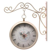 ROSEBUD WALL CLOCK | GiftBytes - Home & Garden on ArtFire