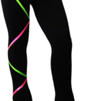 Ice Fire Pants - Criss Cross Figure Skating Store