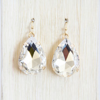 Diamond Audrey Dangle Earrings