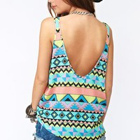 Roller Girl Tank in  What&#x27;s New at Nasty Gal