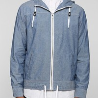 Charles & 1/2 Lightweight Chambray Jacket