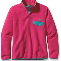 Patagonia Synchilla Lightweight Snap-T Pullover - Women's