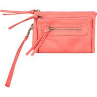 Soft Wristlet Wallet 194425313 | handbags & wallets | Tillys.com