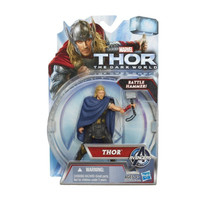 THOR Battle Hammer Action Figure The Dark World 3.75in 2013 NEW Adult Collectors