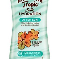 Hawaiian Tropic Silk Hydration After Sun Lotion, 6 Ounce