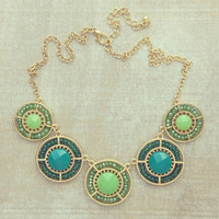 Summer in Mykonos Necklace