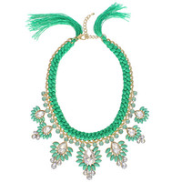 Bewildering Dervish Statement Necklace