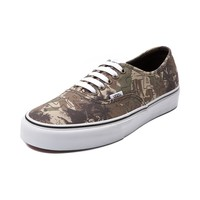 Vans Authentic Boba Fett Camo Skate Shoe