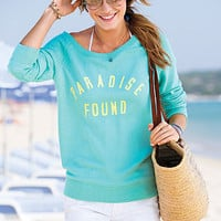 The Supermodel Sweatshirt - Victoria's Secret