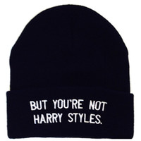 BUT YOU'RE NOT HARRY STYLES BEANIE - Default Title