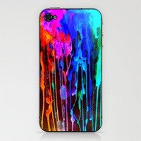 Memoryscape iPhone &amp; iPod Skin by Sreetama Ray | Society6