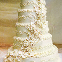 Carlo's Bakery - Buttercream Wedding Cake Designs