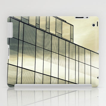 Silver Sliver iPad Case by RichCaspian | Society6