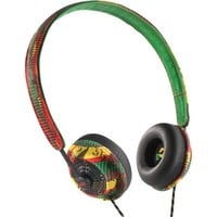 The House of Marley Harambe On-Ear Headphones - Rasta
