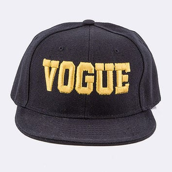 VOGUE Snap Back