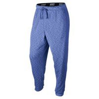 Nike Dri-FIT French Terry Men's Training Pants - Game Royal