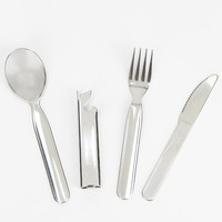 Camping Utensils-- Set Of 4 - Urban Outfitters