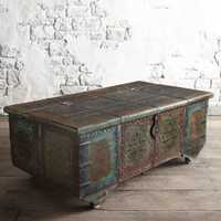 Painted Coffee Table - Horchow