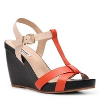Dune London Gangster Wedge Sandal