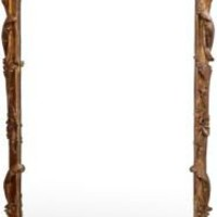 One Kings Lane - Regency Home - 19th-C. Rococo Mirror