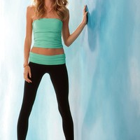 Victoria's Secret - Yoga Foldover Legging