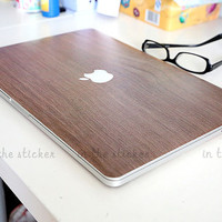 macbook decal, Air or Ipad Stickers Macbook Decals Apple Decal for Macbook Pro / mac cover