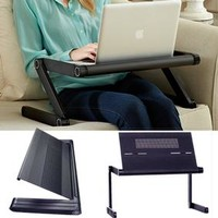 Adjustable Laptop Table @ Fresh Finds