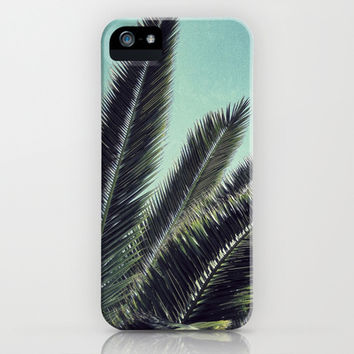 Palms iPhone & iPod Case by RichCaspian | Society6