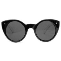 GYPSY WARRIOR - Circle Cat Eye Sunglasses -