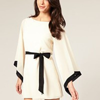 ASOS | ASOS Dress with Kimono Sleeve at ASOS