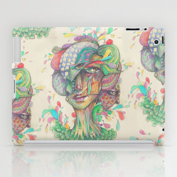 Pops of the Fresh iPad Case by Ben Geiger